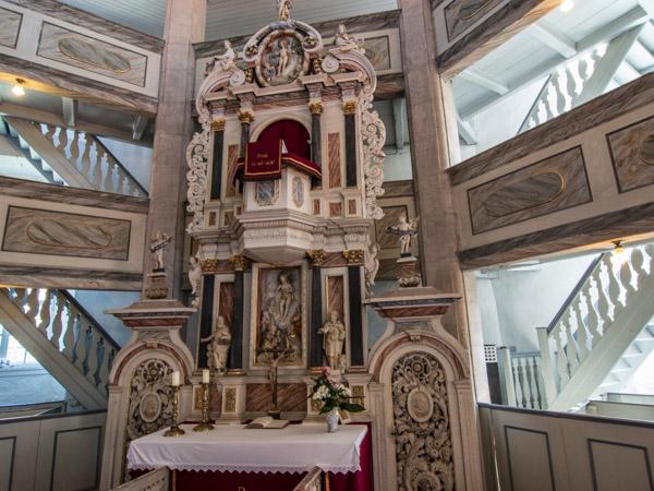 Kirche Schwenda
