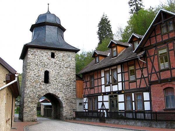 Rittertor in Stolberg Harz
