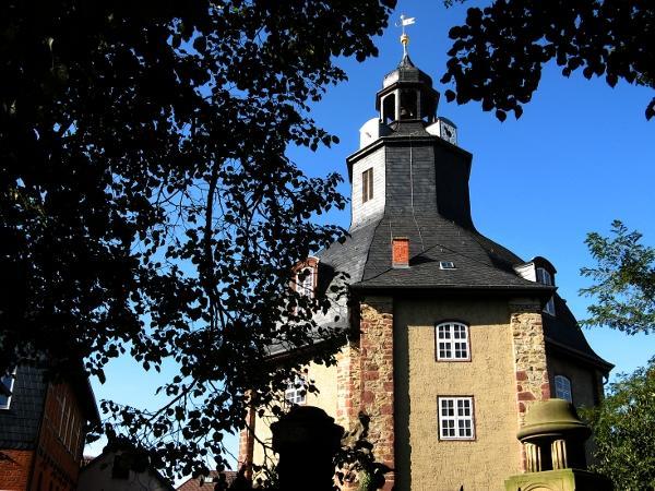 Barockkirche in Schwenda