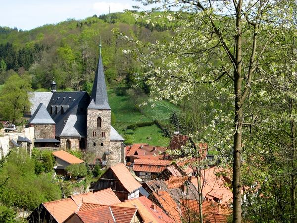 St. Martini Kirche Stolberg Harz