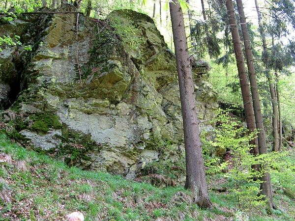 Pfingstfelsen