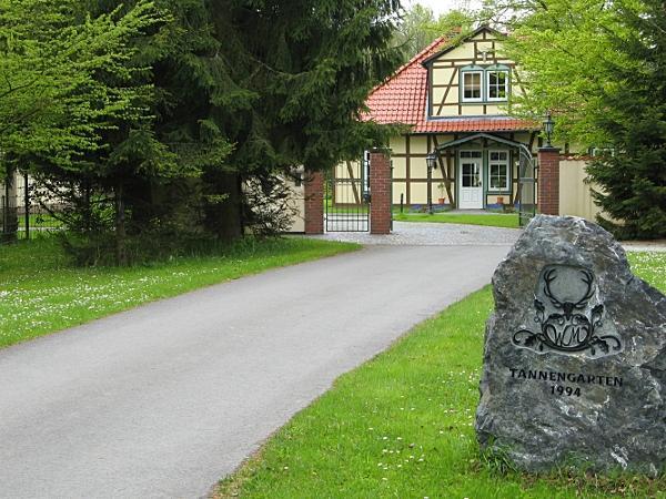 ehemaliges Forsthaus Tannengarten