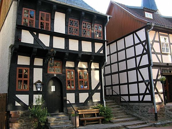Museum Altes Bürghaus Stolberg Harz