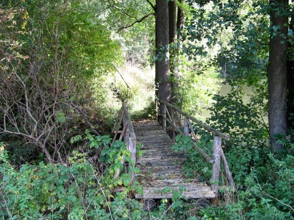 Abenteuerlicher Weg zum Maliniusteich