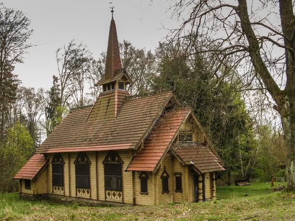 Stabkirche am Albrechtshaus